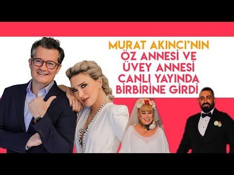 Murat Akıncı'nın öz annesi ve üvey annesi canlı yayında birbirine girdi (Duymadık Demeyin)