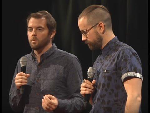 The age of digital online media   Alex Blackmon & Trevor Thompson   TEDxOaksChristianSchool
