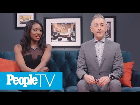 Alan Cumming On Being The First Openly Gay Lead On A Network Drama | PeopleTV | Entertainment Weekly