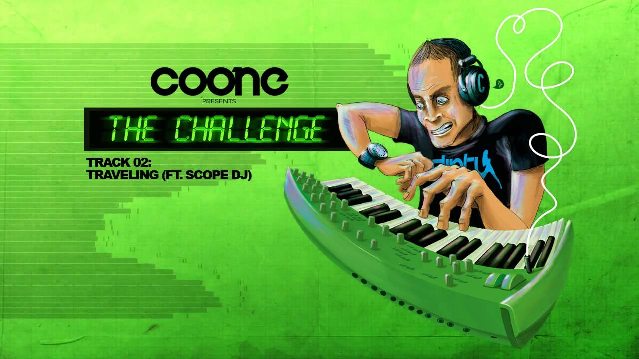 album dj coone the challenge