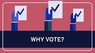 PHILOSOPHY - Political: Why Vote? Reasons to Vote
