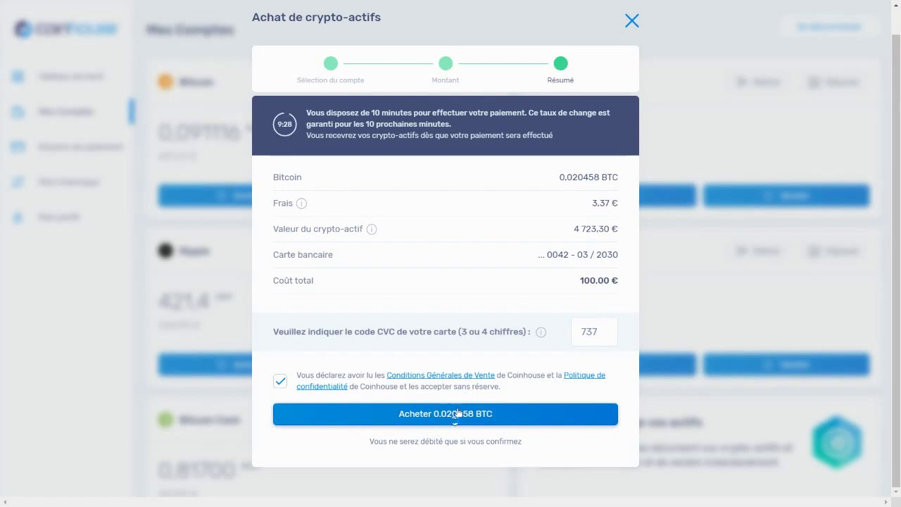 bitcoin investment trust comment acheter
