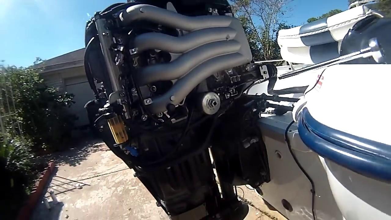 Масло в редуктор двухтактного лодочного мотора