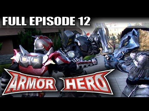 Armor Hero 12