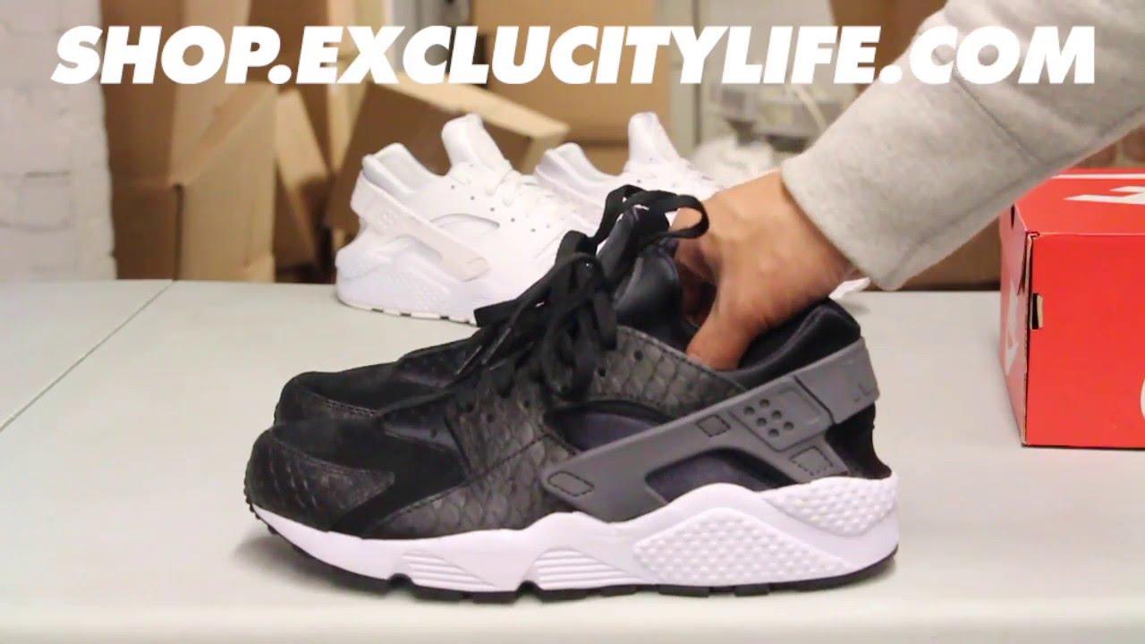 beb3f82b132b3 Nike Huarache Run Premium