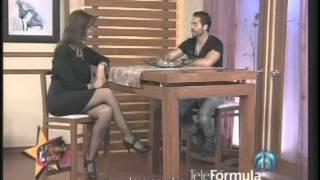 José Ron @JoseRon3 en entrevista con Matilde Obregón Parte [4/4]