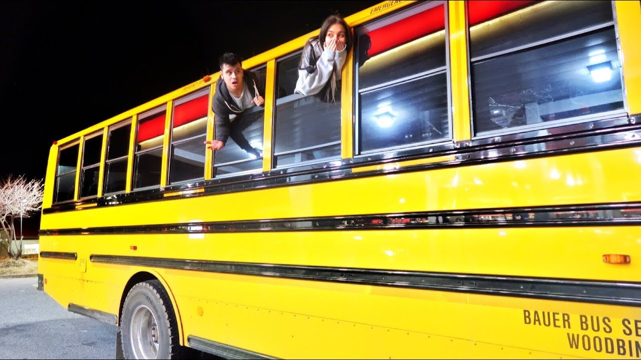 Watch my gf bus agree