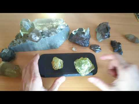 Камень гелиодор - интересное про необычный берилл.