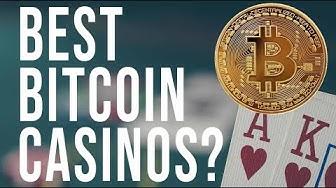 Top 7 Best Bitcoin Casinos Reviewed