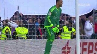 Keylor Navas vs Atletico Madrid Home HD 1080i (27/02/2016) -English Commentary