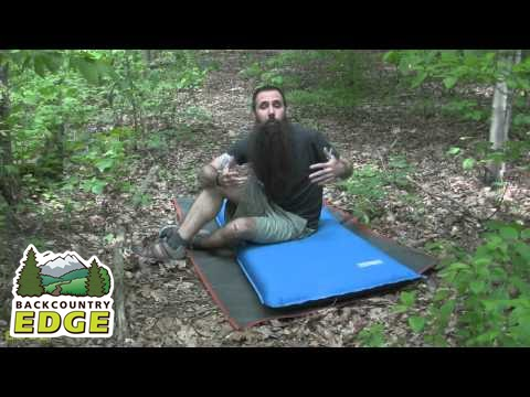 Therm A Rest Mondoking Camping Mattress Youtube