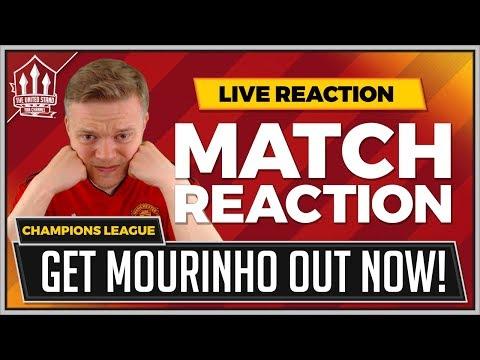 Goldbridge | MOURINHO OUT! Manchester United vs Juventus 0-1