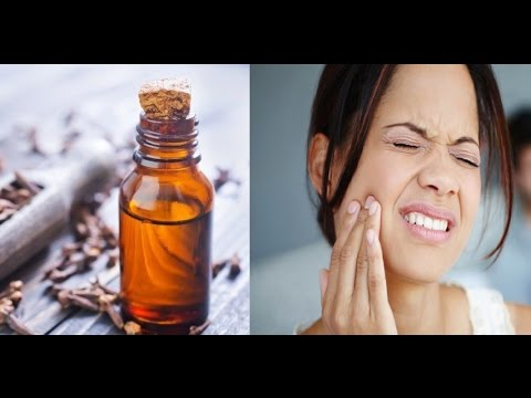 TOOTH PAIN DISAPPEARS IN A FLASH : THIS IS THE BEST NATURAL REMEDY