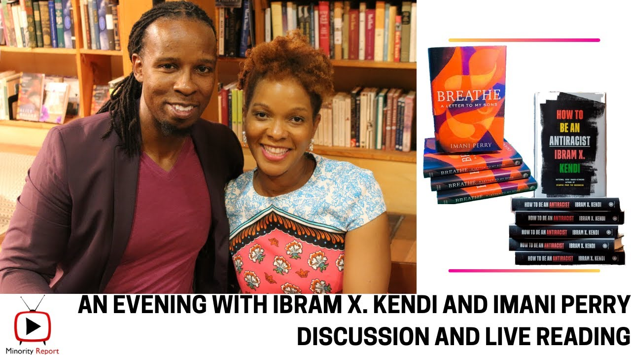 An Evening with Ibram X.Kendi and Imani Perry