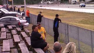 Singer Racing Mission Raceway Park BC 2018 NHRA PC Two
