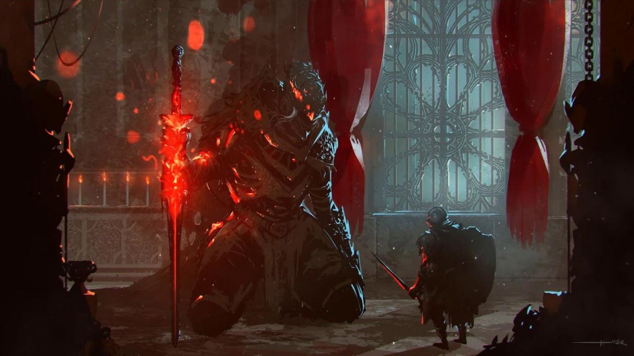 Wallpaper Engine Dark Souls 3 Lothric And Lorian Youtube