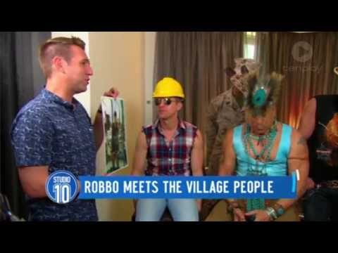 Robbo Meets The Village People
