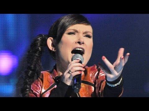 """The Voice of Poland - Monika Urlik - """"Run To The Hills"""