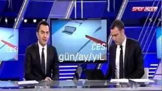Ntv Spor canlı yayın küfür