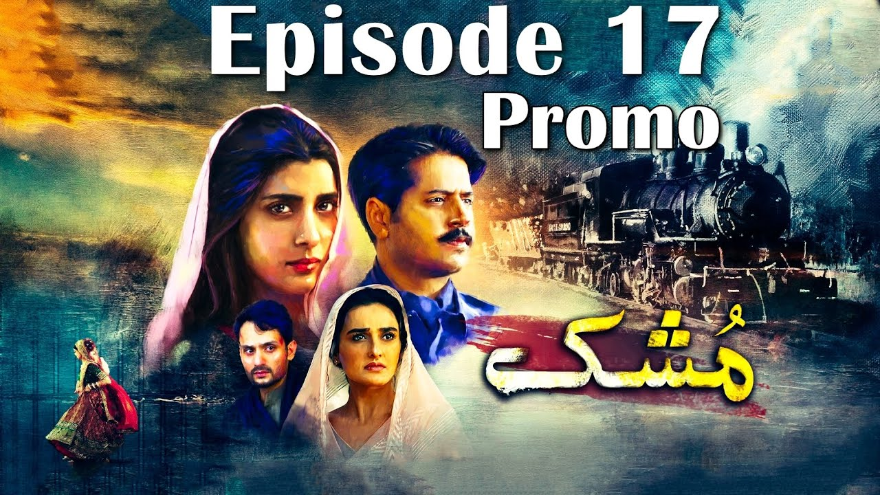 Mushk | Episode #17 Promo | HUM TV Drama | An Exclusive Presentation by MD Productions
