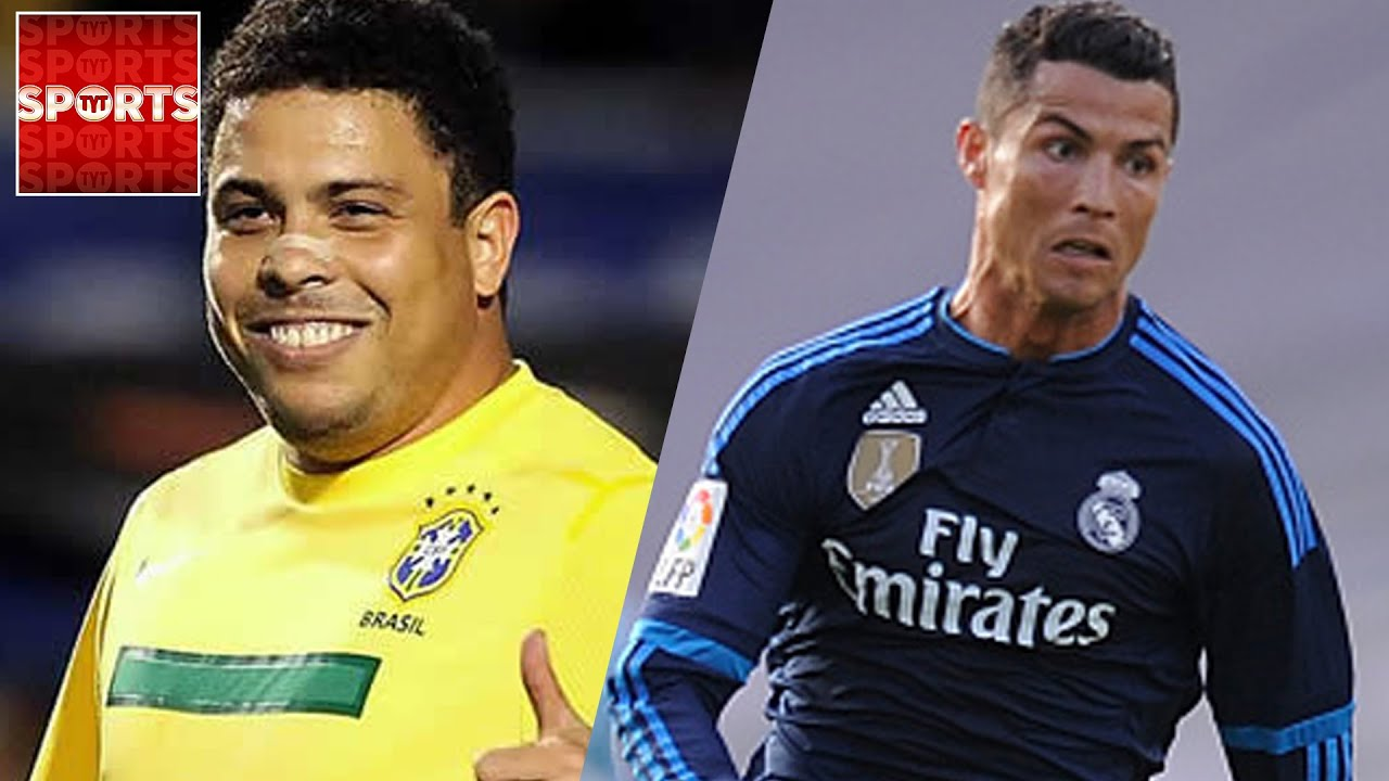 RONALDO Nutmeg Whos The Better Ronaldo Cristiano Or