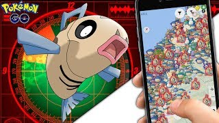 Pokemon GO ¡VUELVE EL NUEVO WeCatch! Hack Como VER TODOS LOS POKEMONS EN EL MAPA Radar