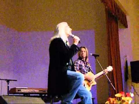 Jason Crabb Guy Penrod together tour Holland Ohio Nov 2010.wmv