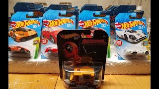 Hot Wheels Vacation Haul!