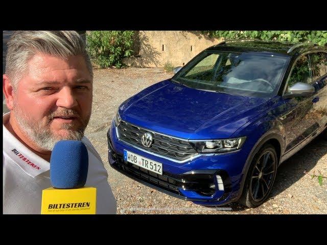 VW T-Roc R (præsentation)