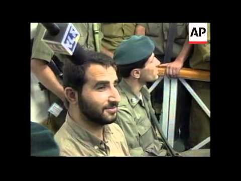 WEST BANK: ISLAMIC MILITANT LEADER SENTENCED TO 46 LIFE SENTENCES