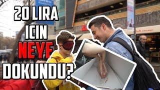 KUTUDAKİNİ BİL 20 LİRA KAZAN! - ( NELERE DOKUNDULAR! )
