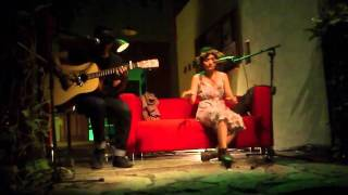 Stars And Rabbit - Like It Here (Live at Teater Garasi) (HD)