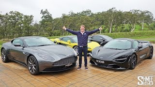 Video This Crazy Day in Sydney was a Petrolhead's Dream! download MP3, 3GP, MP4, WEBM, AVI, FLV Maret 2018