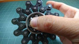 tự tay thợ cơ khí làm xe đạp cơ lớn