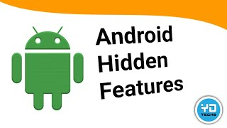 Android hidden features | Android secret settings | Developer option | Android tips and tricks