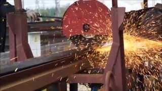 Металлоторг - Санкт-Петербург - Резка металла отрезным станком - (812) 380-38-39, 380-06-91(На нашей металлобазе в Санкт-Петербурге мы осуществляем резку металла отрезным станком, обеспечивающим..., 2013-07-30T08:37:08.000Z)