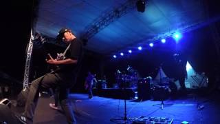 Abandon all the Suffer Darah dan Airmata Live at Tanjung Lesung Festival 2015