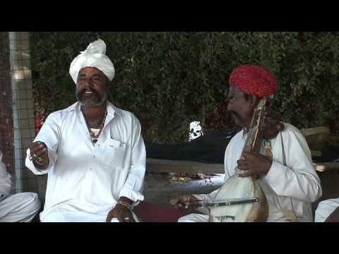 RAJASTHANI SUFI SINGERS - Sawan khan Manganiar