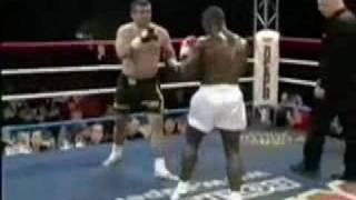 Gambar cover Dzevad Poturak vs. Melvin Manhoef round 1,2&3