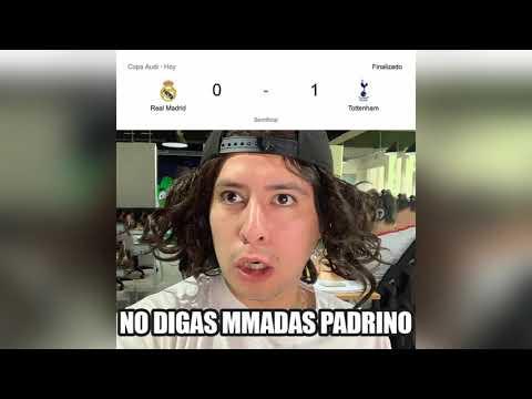 Memes Real Madrid Vs Tottenham 0 1 Memes Madrid Eliminado De Audi Cup Zidane En La Portada De Fifa20 Youtube