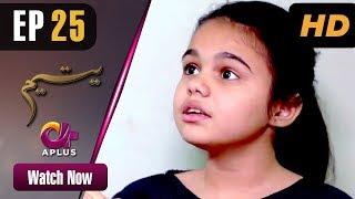 Yateem - Episode 25 | Aplus Dramas | Sana Fakhar, Noman Masood, Maira Khan | Pakistani Drama