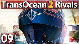 Trans Ocean 2 Rivals #9 Reparateuer Gameplay Preview deutsch