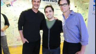 White Collar's Matt Bomer: Superman with Amy Adams? // SiriusXM