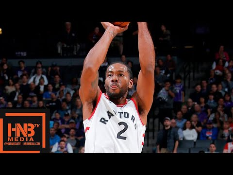 Toronto Raptors vs Sacramento Kings Full Game Highlights | 11.07.2018, NBA Season