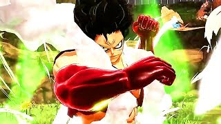 ONE PIECE PIRATE WARRIORS 4 Online Co-op Trailer (2020) PS4 / Xbox One / PC
