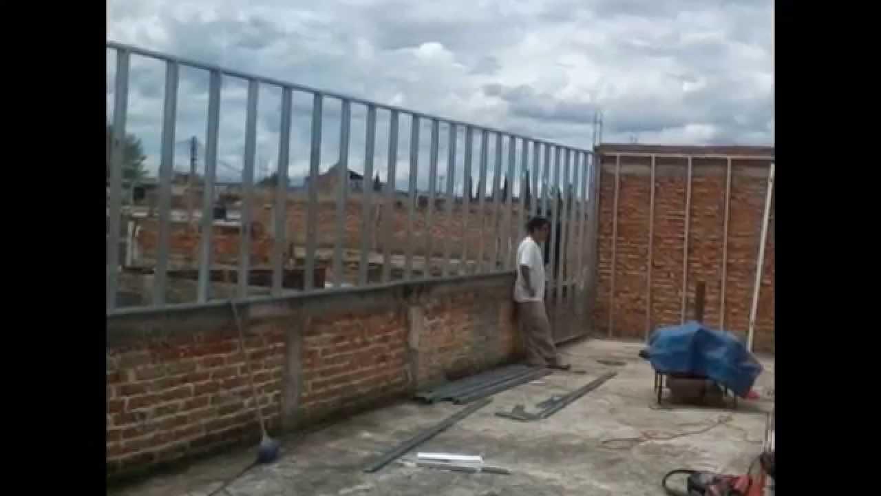 Ampliaci n 2do nivel casa habitaci n sistemas ligeros for Tipos de techos ligeros para casas
