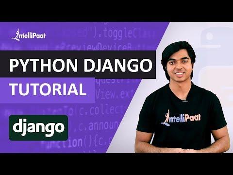 Django Tutorial for Beginners | Intellipaat