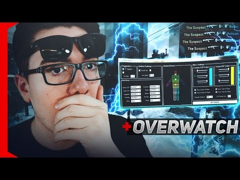 [CS:GO OVERWATCH] WALL HACKER JOGANDO OFFICE!