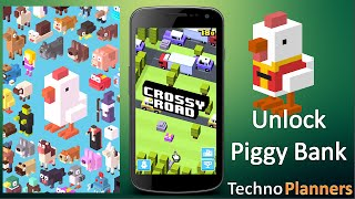 Get Piggy Bank in Crossy Road for free: How To