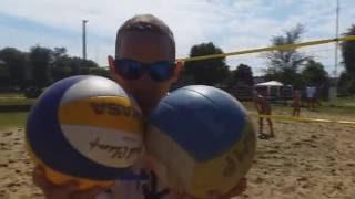 Hajdúnánás beach volleyball 13.08.2016. Short version